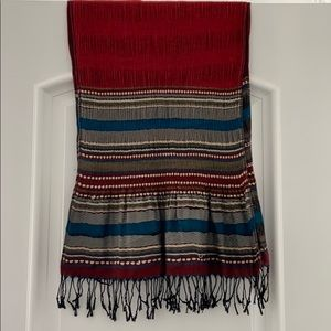 Red & Blue Scarf